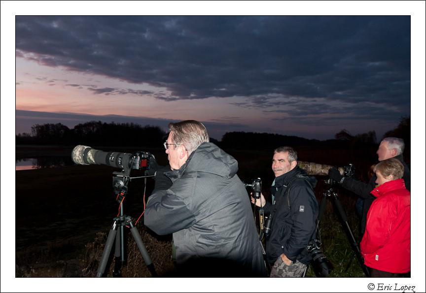 Jacques Laurens et Jacques Dalmau - Ornithologues et photographes adhérents du GOR
