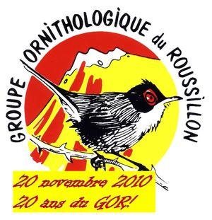 Les 20 ans du Groupe Ornithologique du Roussillon